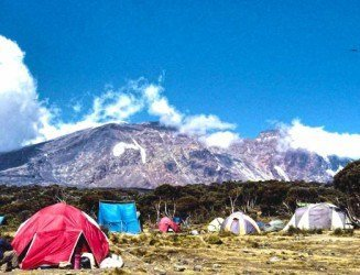 Kilimanjaro Machame Campsite