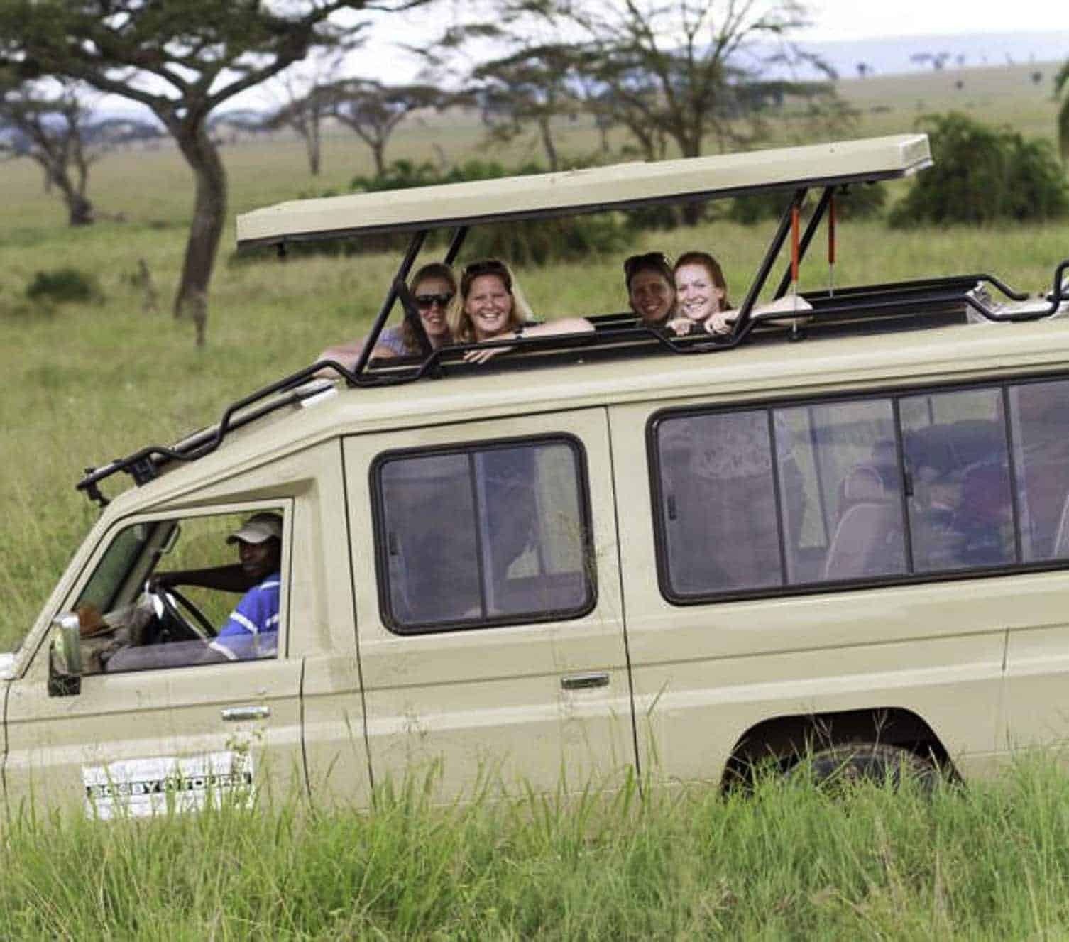 Tanzania Safari Vehicle Bobby Tours