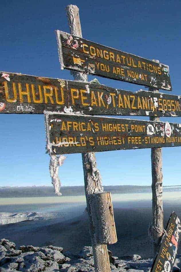 Marangu Route Mount Kilimanjaro Climb
